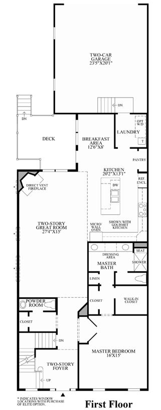 New Luxury Homes For Sale In Ashburn Va Moorefield