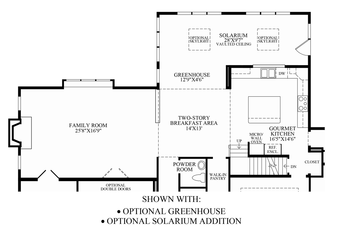 weatherstone of avon the elkton home design view floor plans