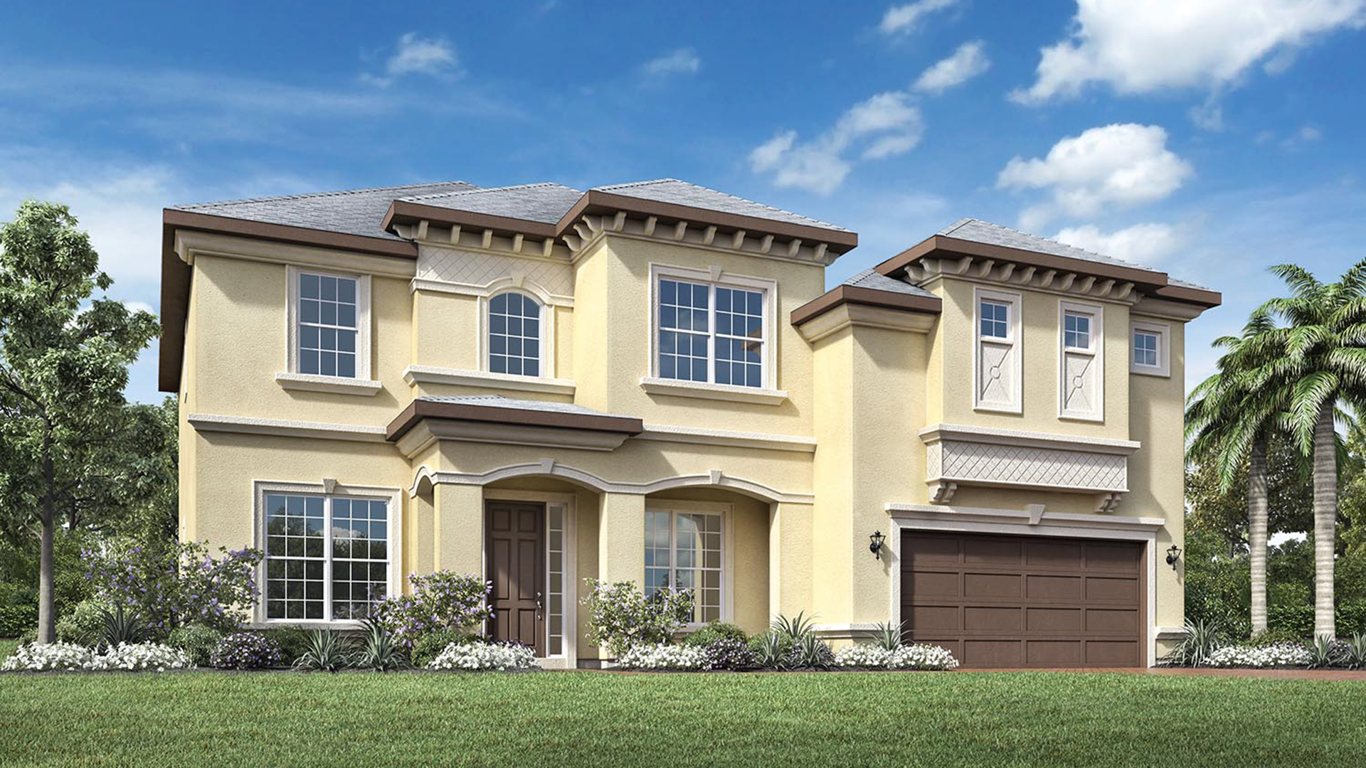 Coastal oaks at nocatee ambassador collection the for The edgewater house