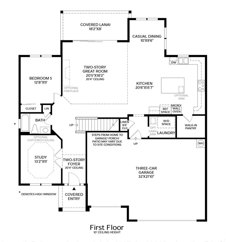 Julington Lakes - 1st Floor