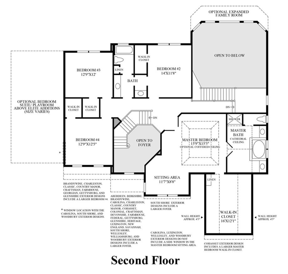 Toll Brothers Floor Plans Florida