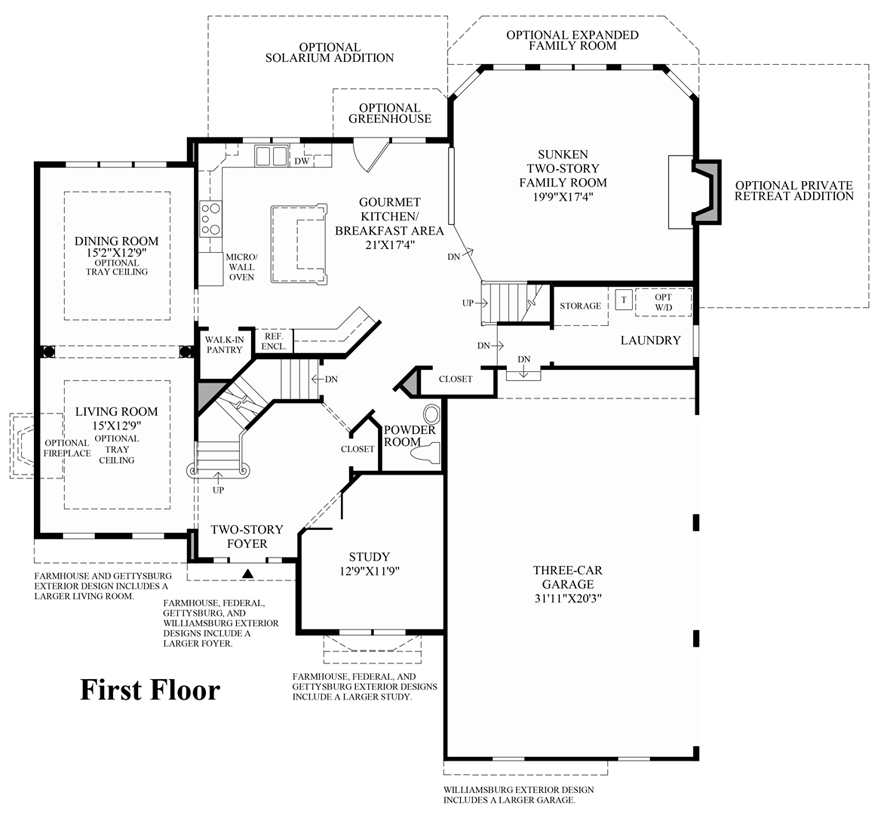 View Floor Plans Part 91