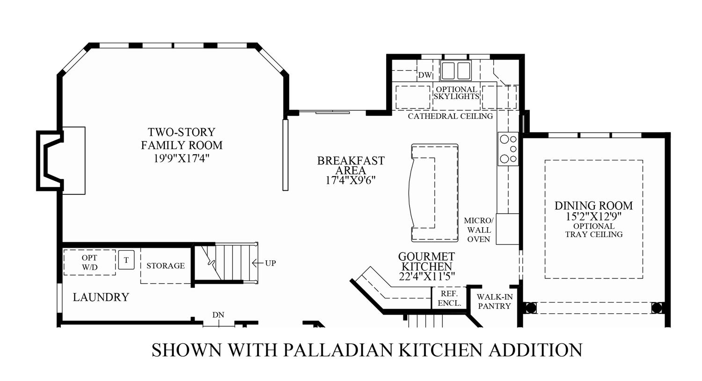 Weatherstone of Avon | The Edgebrook Home Design