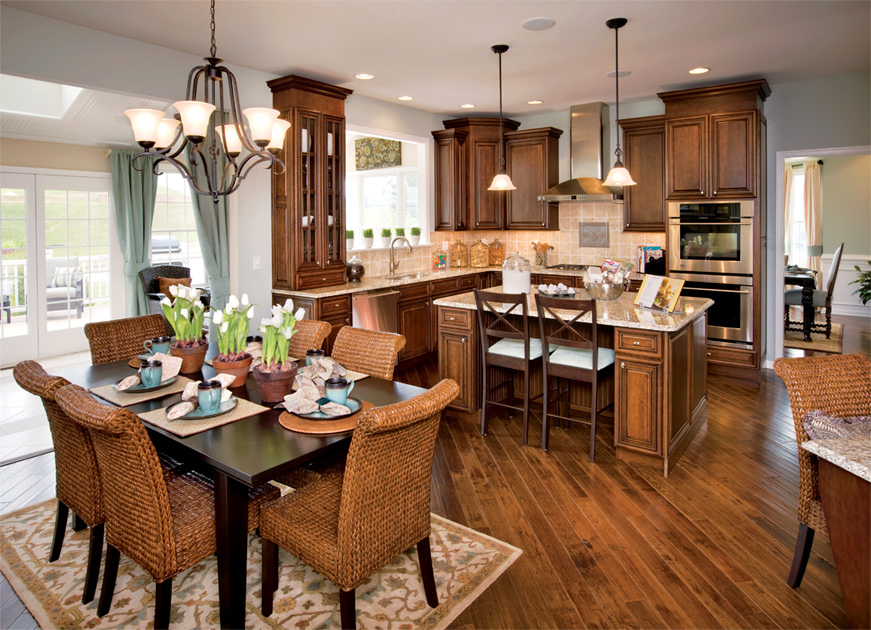 Elkton At Old Mystic Estates At Stonington Luxury New Homes In Stonington Ct