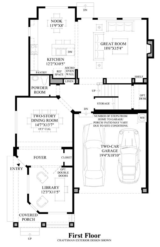 New luxury homes for sale in kirkland wa willows bluff for Elliott homes floor plans