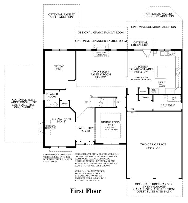 Ellsworth - 1st Floor