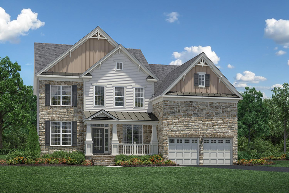 Summit Estates at Westchester | The Stansbury Home Design