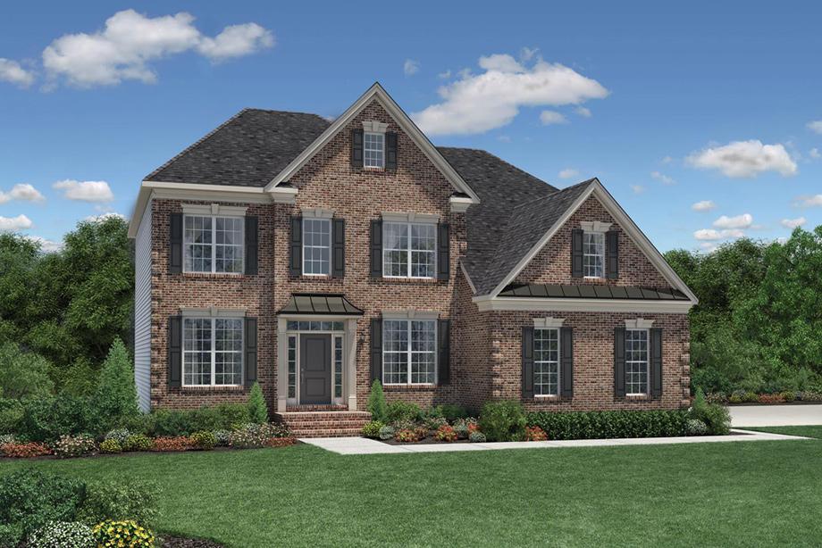 Select Home Designs Langley House Design Plans