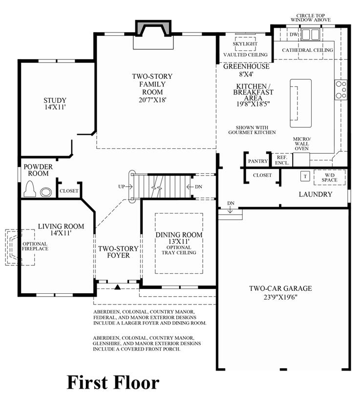 Dominion Valley Country Club Carolinas The Irvine Home Design