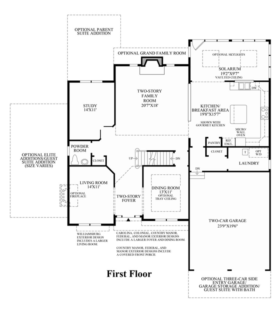 Ellsworth II Floor Plan