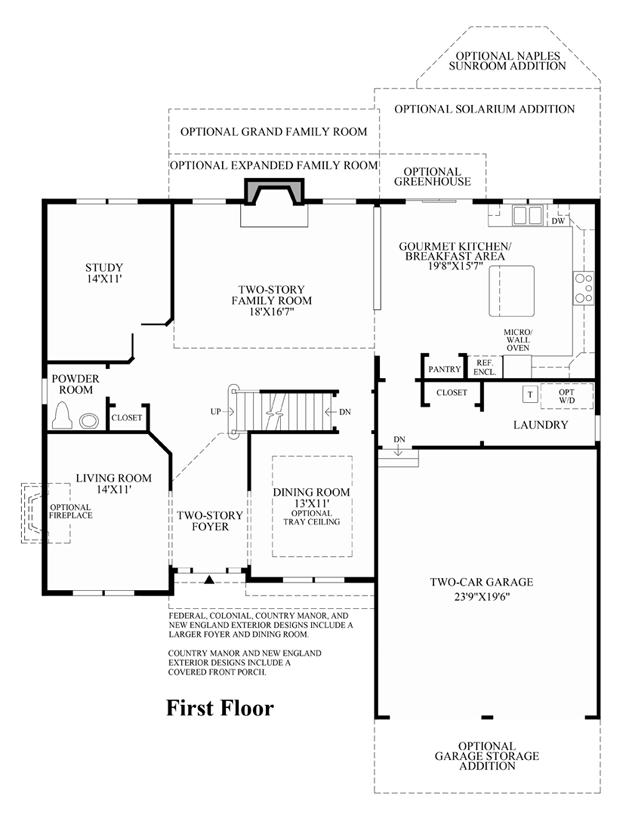 Ellsworth II - 1st Floor