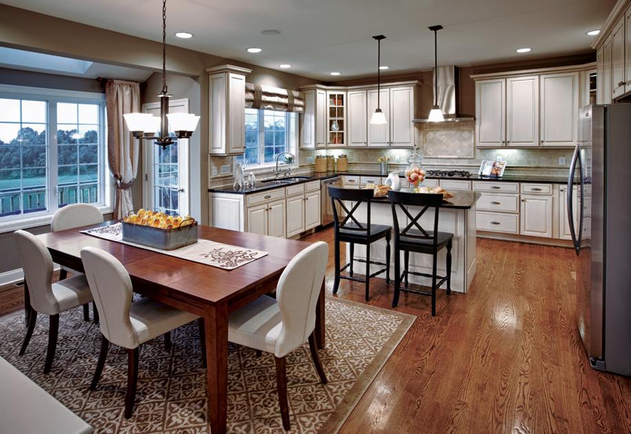 Monroe chase the ellsworth ii home design for Kitchen design 08831