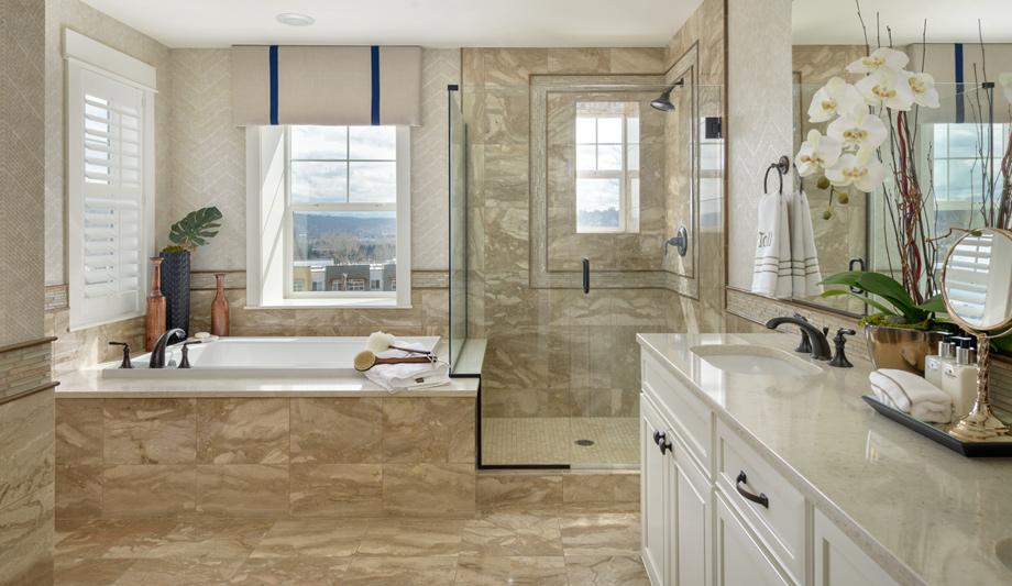 Parkhurst | The Enatai Home Design on Bathroom Models  id=91782