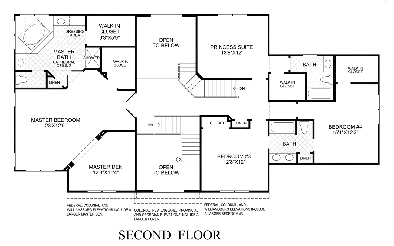 Luxury House Plans New England