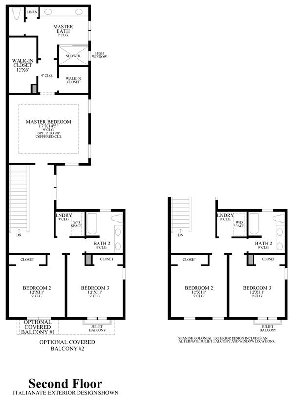 Lakeshore townhomes the sorrento fl home design for Lakeshore design builders