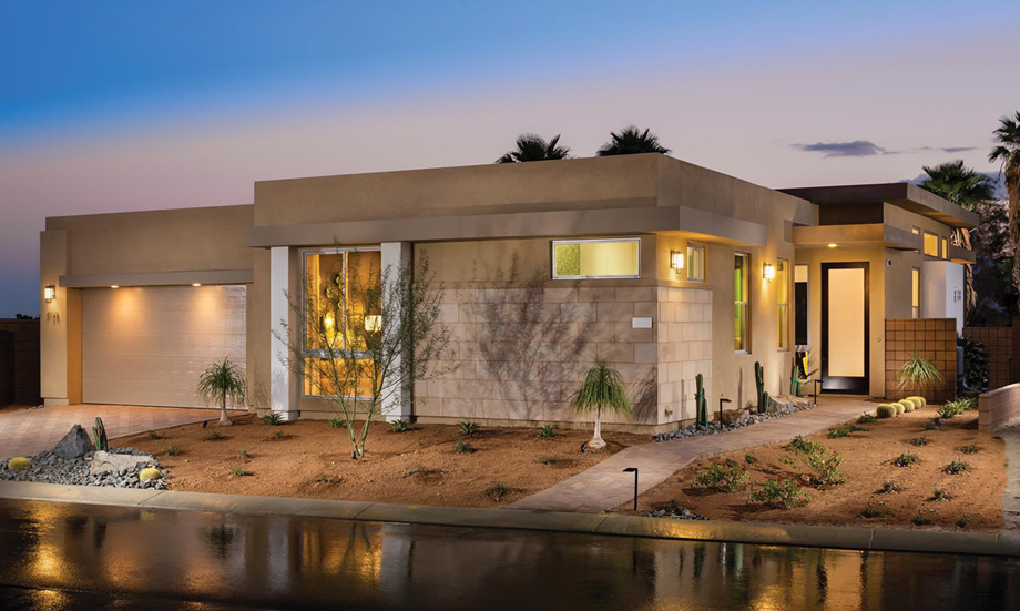 big home designs. The International Palm Springs CA New Homes for Sale  Toll Brothers at Escena
