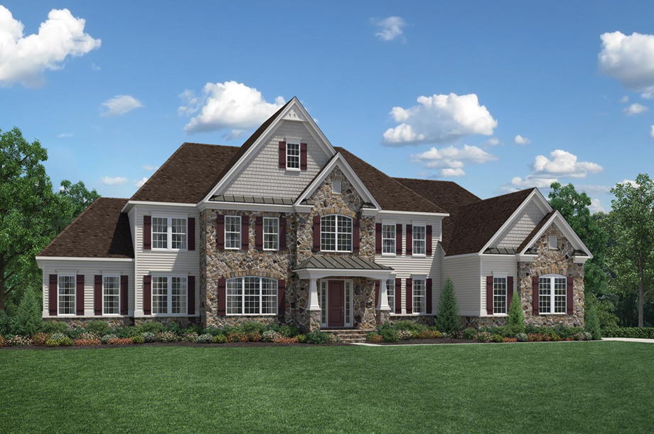 New Luxury Homes For Sale In Branchburg Nj Steeplechase
