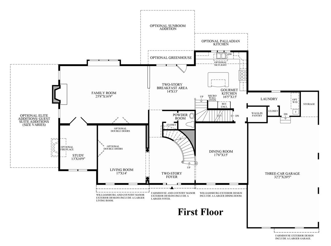 Essington - 1st Floor