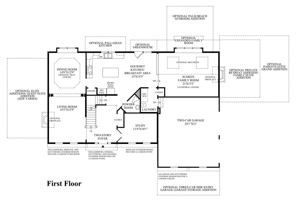 Everett - 1st Floor
