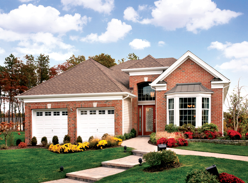 Regency at flanders the farmington home design for New jersey luxury homes