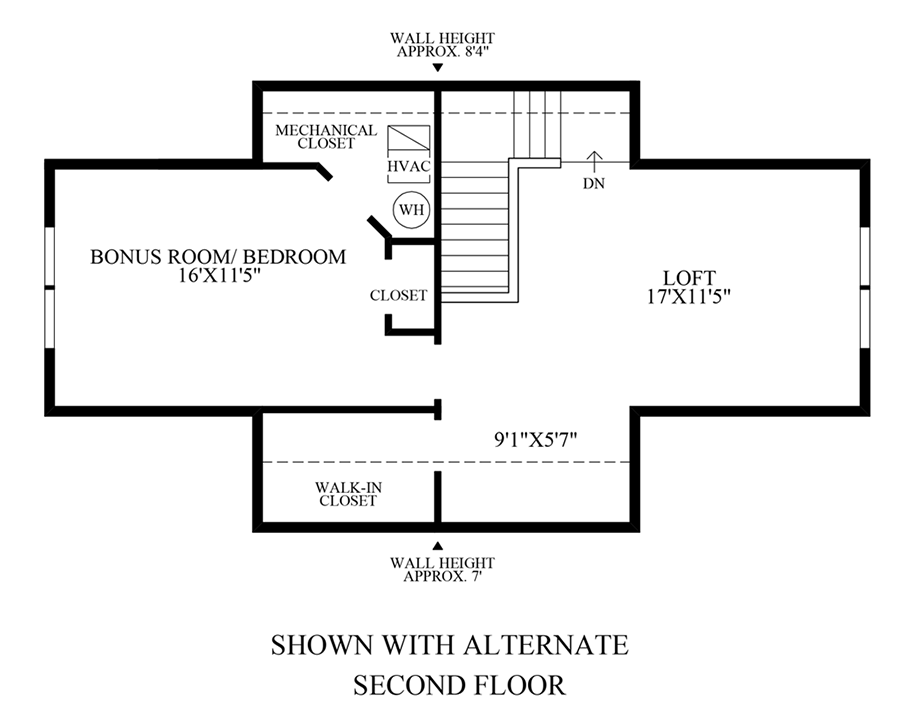 Fairhaven Floor Plan