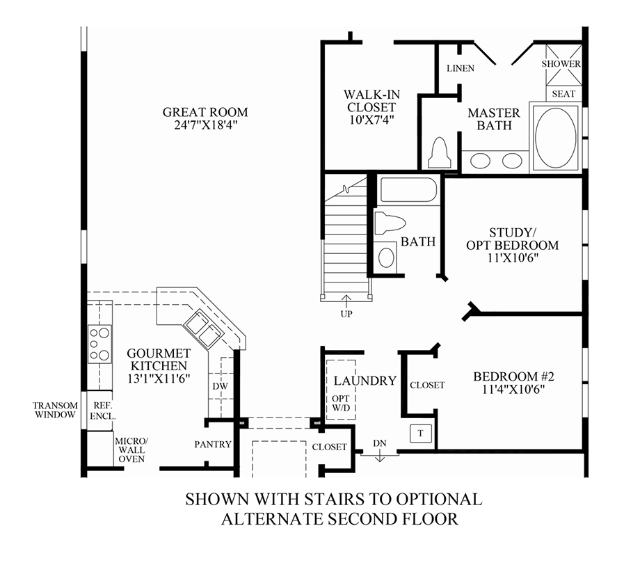 Floor Plan Stairs also San tropez moreover Whistler With Basement in addition Master Bath Floor Plan as well Stonebriar Mall Map. on toll brothers home floor plans