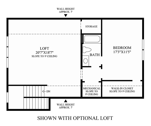 Optional Loft