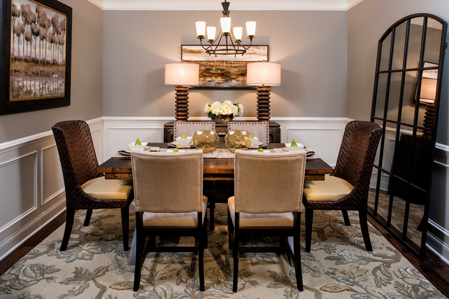 regency at ashburn - the greenbrier | the fairview home design