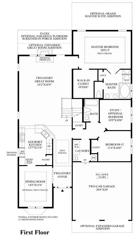 Farmington - 1st Floor