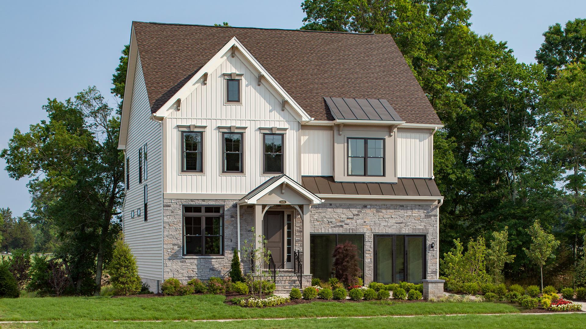 Lenah Mill The Villages The Fincastle Home Design