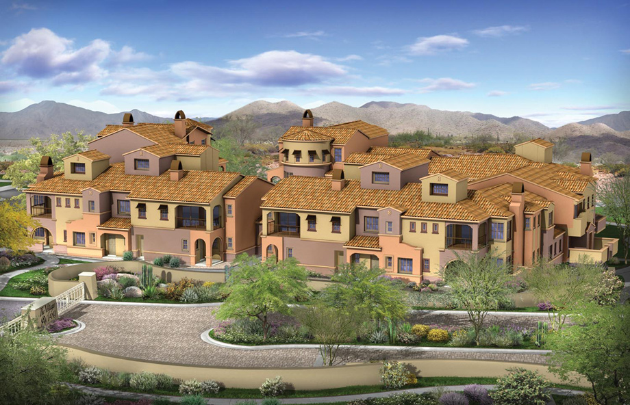 Phoenix az condos for sale the villages at aviano for Home design 85032