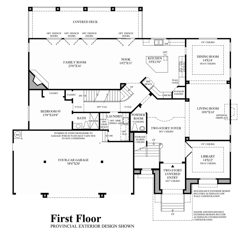 Folsom Manor - 1st Floor