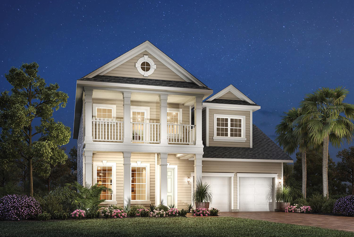 Franklin Coastal Oaks At Nocatee Legacy Collection