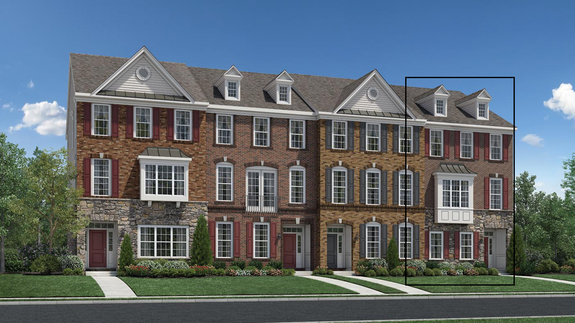 North Oaks Of Ann Arbor The Townhome Collection The