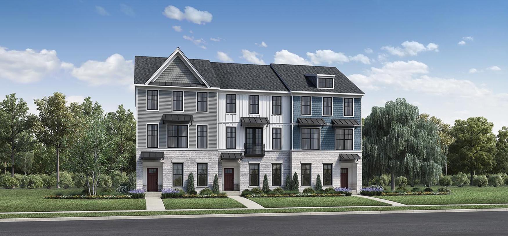 Fulton - Fulton Home Sites 125-130 and 141-151