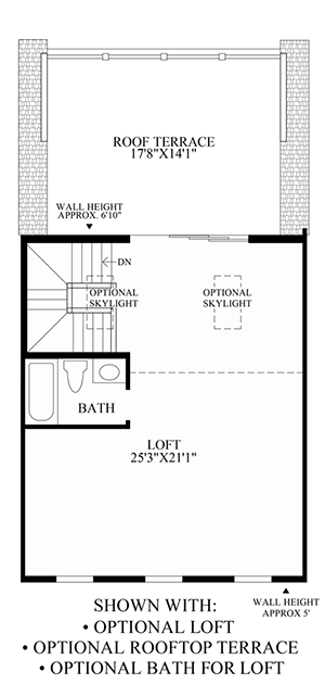 Optional Floor Floor Plan