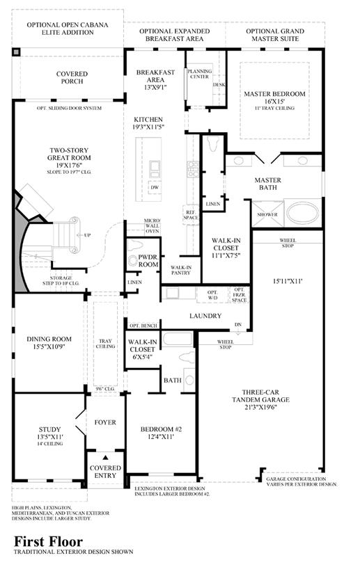 Garibaldi - 1st Floor
