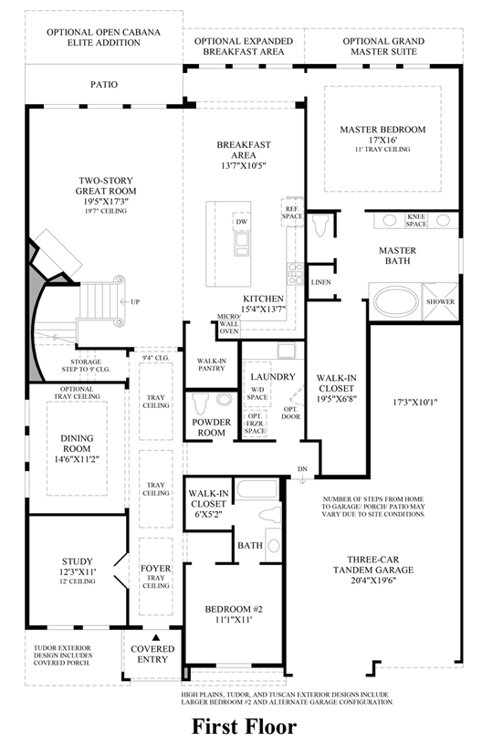 Fort worth tx new homes for sale walsh view floor plans ccuart Choice Image