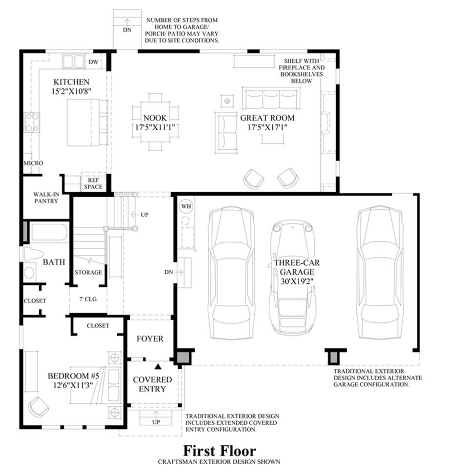Parkhurst The Georgia Home Design
