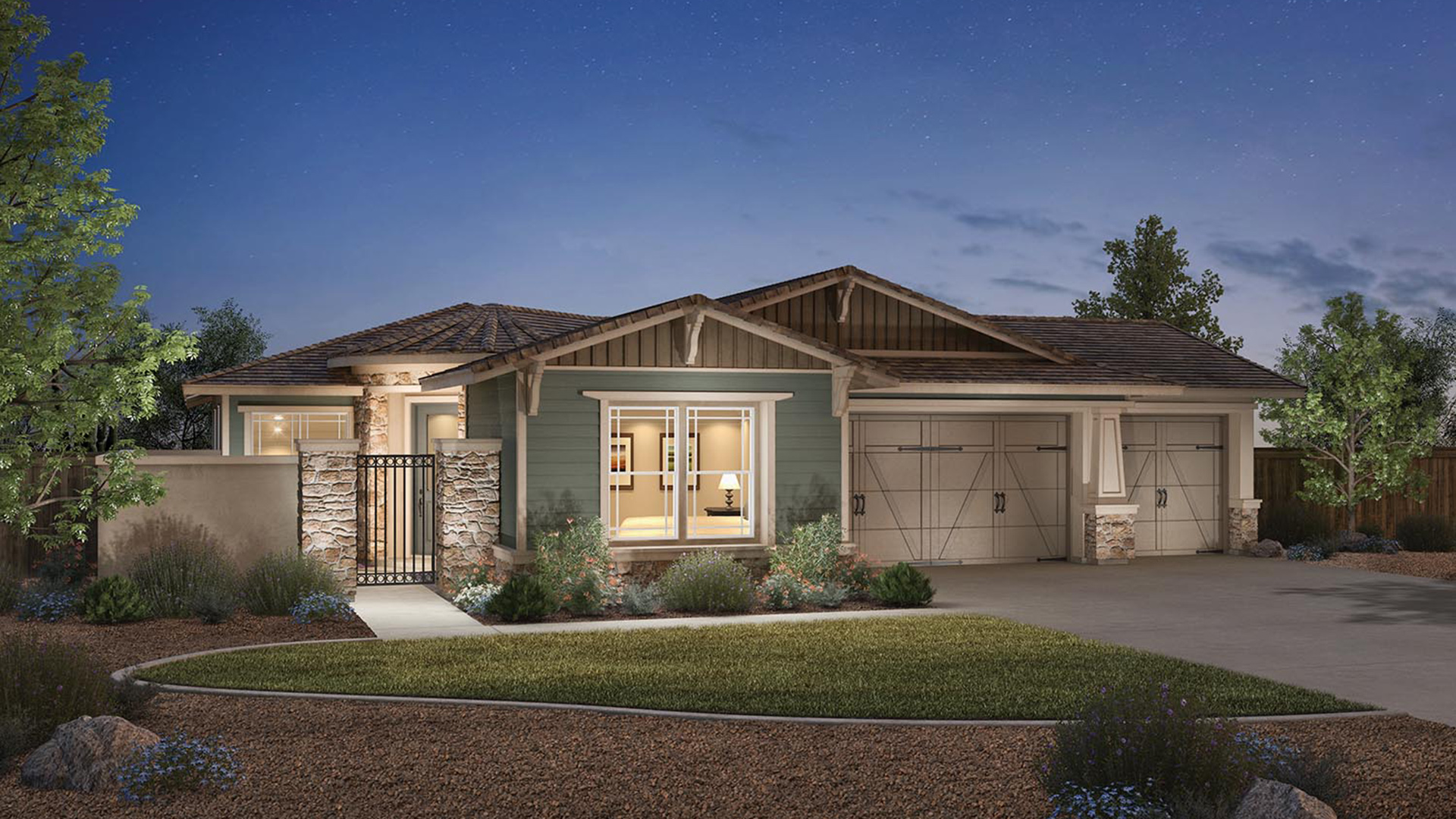 Regency at damonte ranch winterlake collection the for Elite home designs