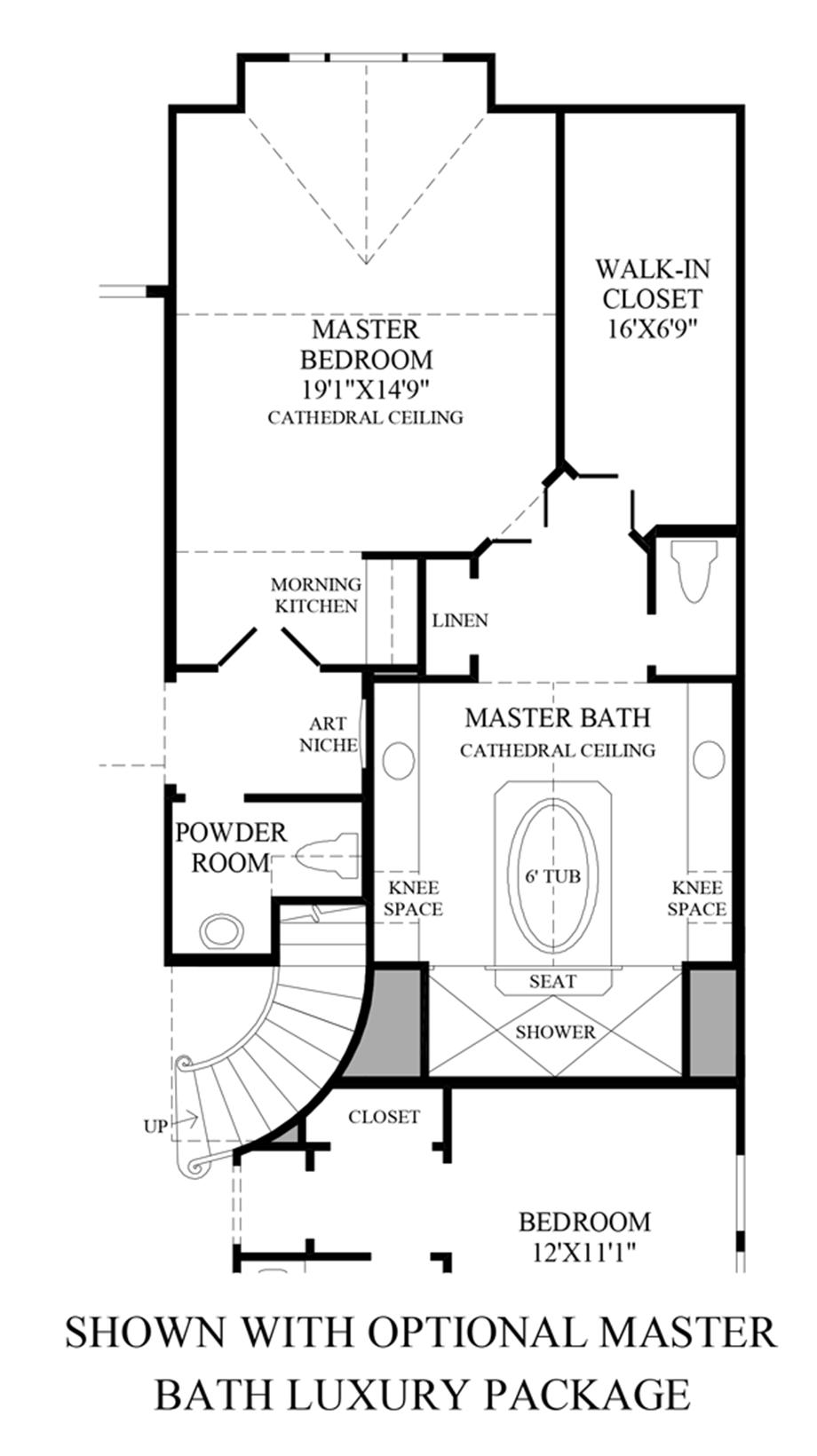 East Lake The Glenwyck Home Design