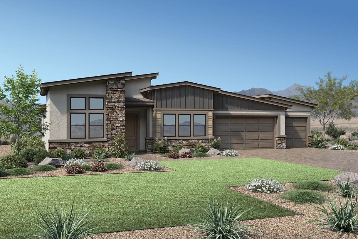 Gramercy Elite -  Modern Ranch