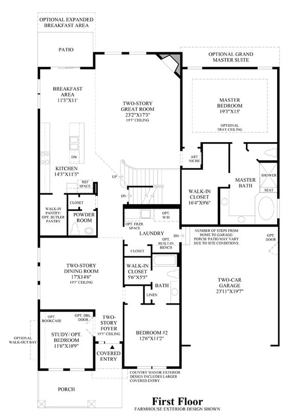 Granby - 1st Floor