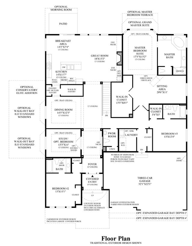 Gunnison - Floor Plan