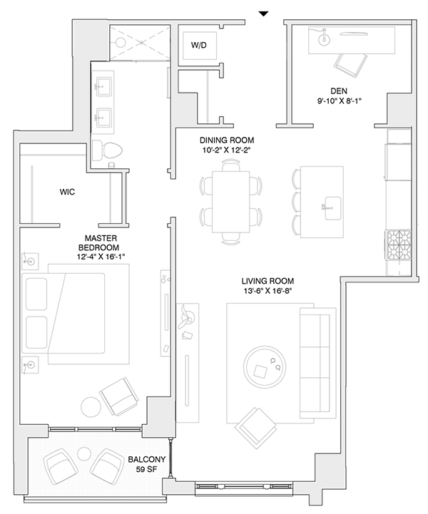 Residence 205