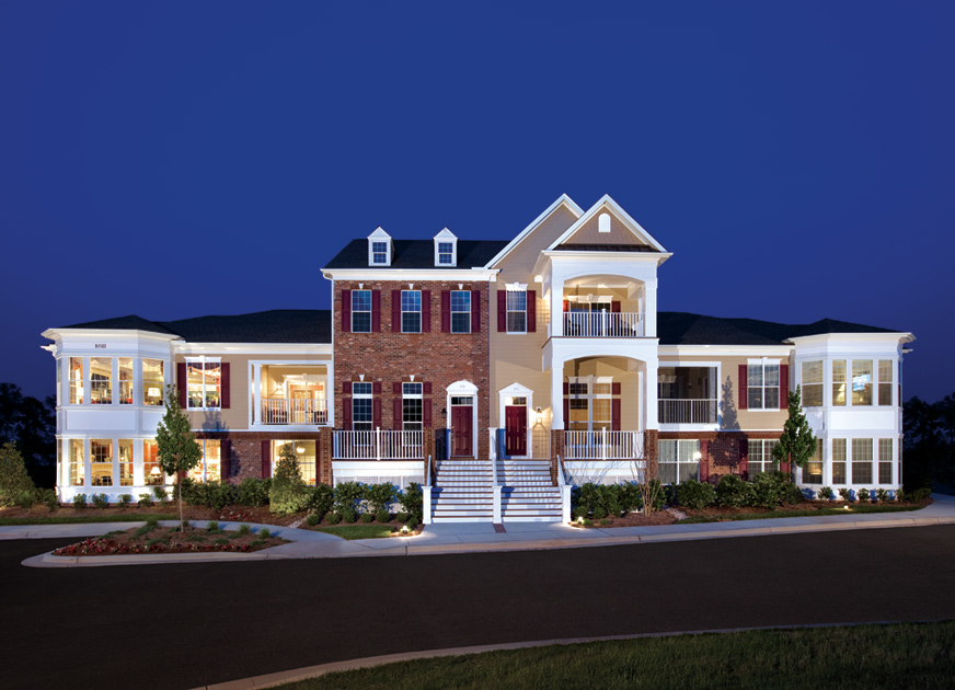 Raleigh Nc New Construction Homes Brier Creek Country