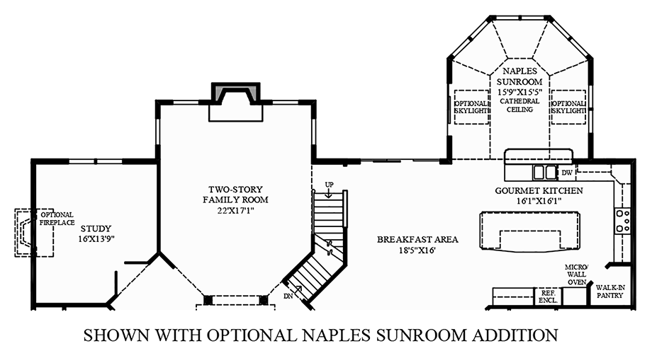 Toll Brothers Carlsbad Floor Plan: Toll Brothers At Oak Creek