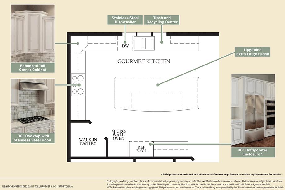 Hampton Floor Plan