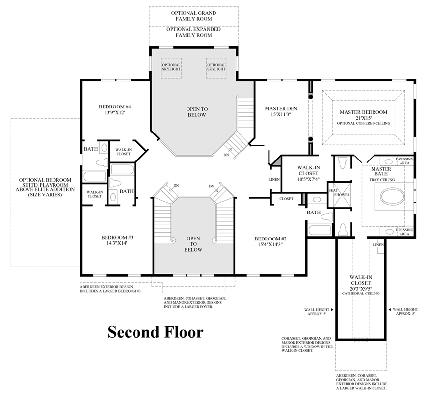 Valhalla ny new homes for sale summit estates at westchester for 1120 westchester place floor plan