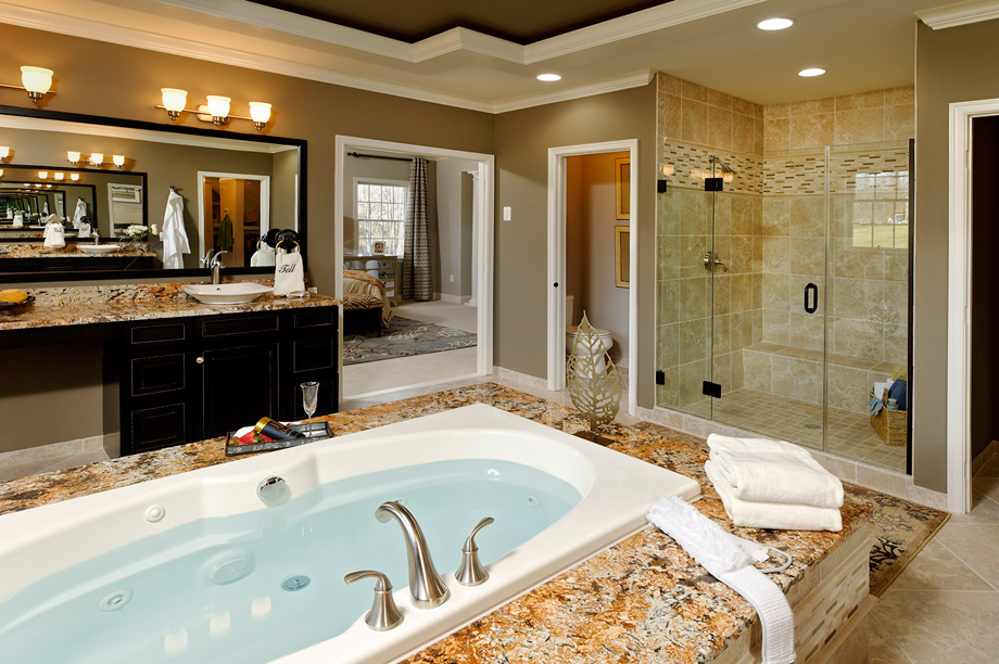 Beekman chase the hopewell home design for Bathroom remodeling williamsburg va